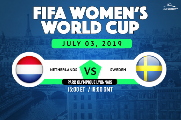 Netherlands vs Sweden viewing info
