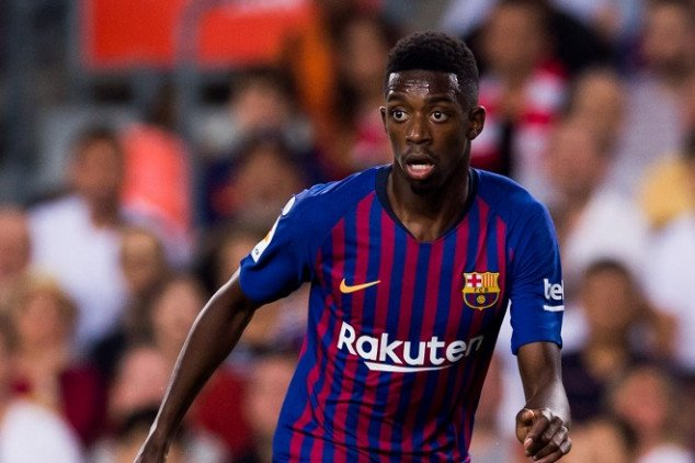 Dembelé rules out Bayern move