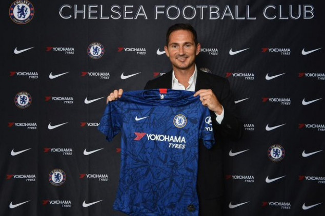 Lampard appointed as Chelsea boss