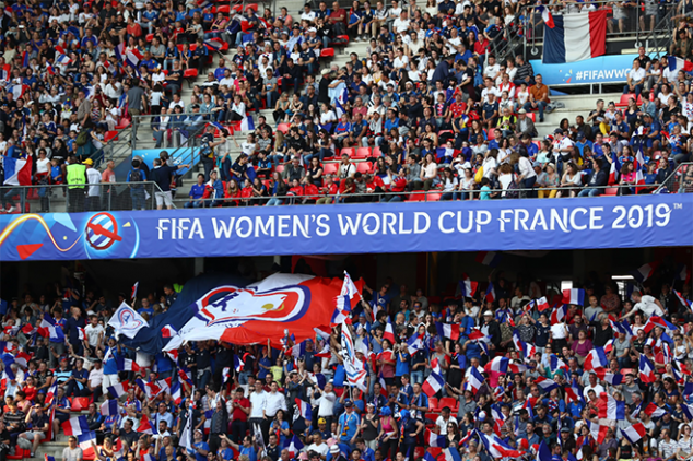 Top 12 viewership records from FWWC
