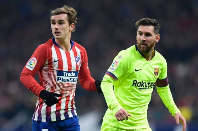 Atleti blasts Barcelona and Griezmann over move