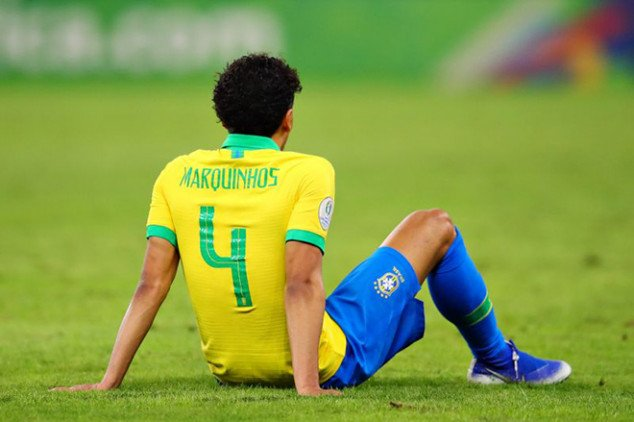 Marquinhos: Marking Messi with diarrhea was hard