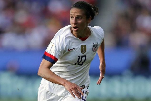Carli Lloyd hints at playing in another FIFA WWC