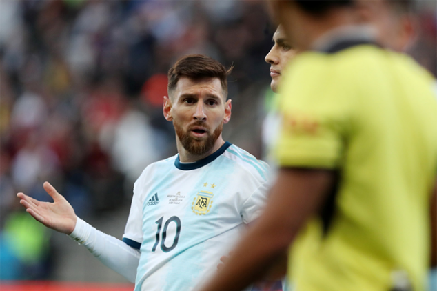 Messi facing two-year ban over