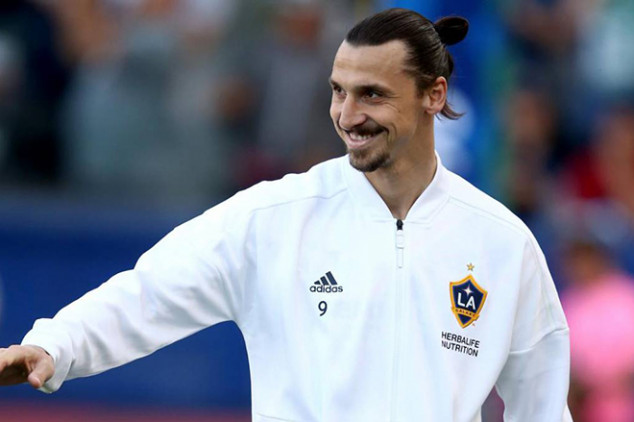 Ibra names his all-time dream XI