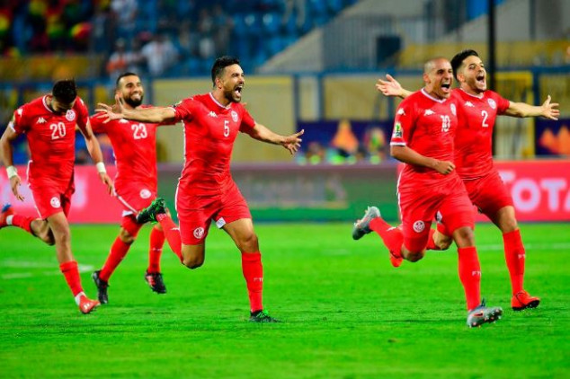 WATCH: Tunisia's eliminates Ghana in shootout