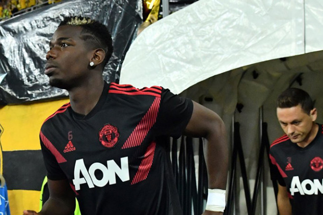 Pogba's agent defends wantaway star