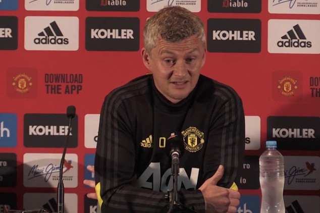 Solskjaer sends transfer message to Real Madrid
