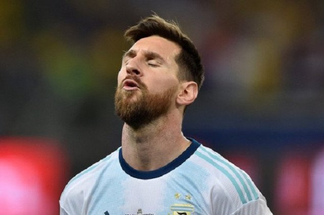 Details of Messi's potential CONMEBOL ban revealed