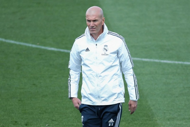 Zidane leaves Real Madrid for personal reasons