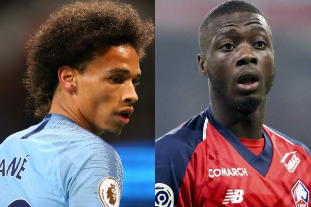 Bayern to complete double swoop for Sane and Pepe