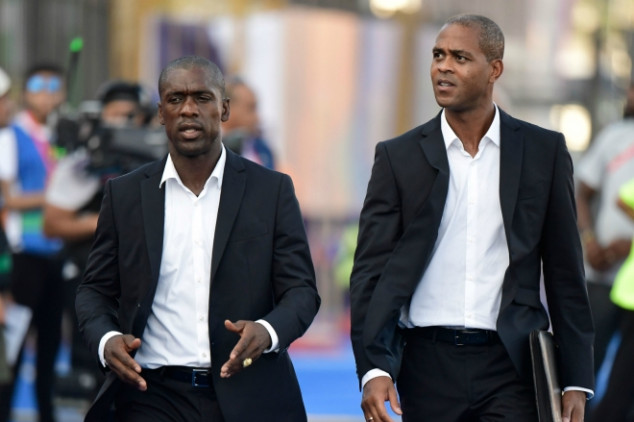AFCON 2019: Cameroon sacks Seedorf and Kluivert