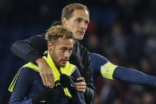 Neymar closer to PSG exit after coach's words