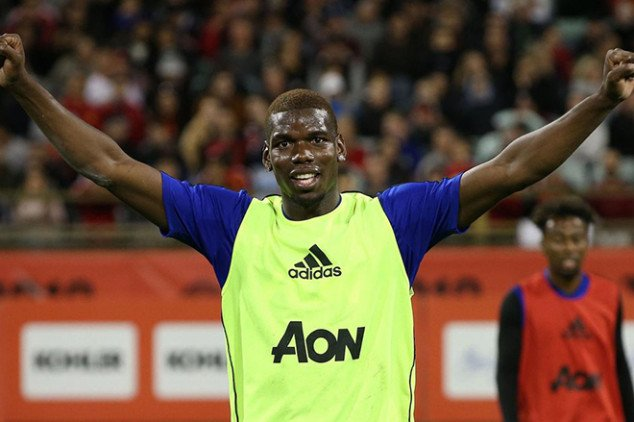 Real Madrid receive Pogba blow