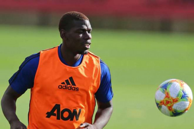 Pogba's agent gives fresh update on his future
