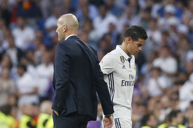 James given second chance at R. Madrid?