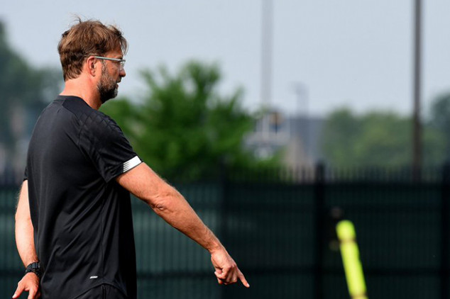 Klopp offers update on Liverpool future