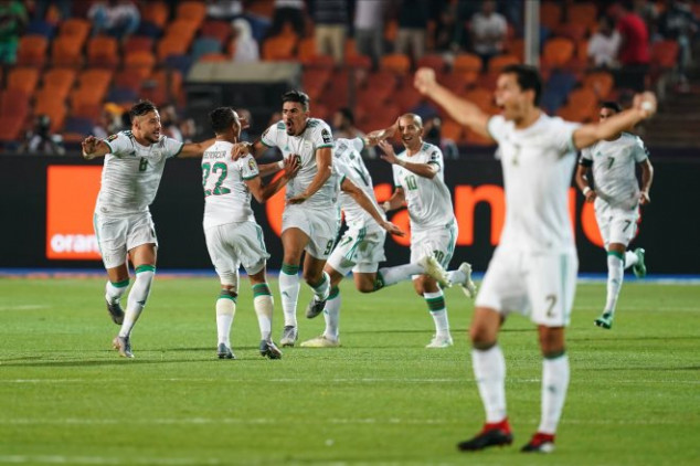 Algeria wins first AFCON title in 29 years