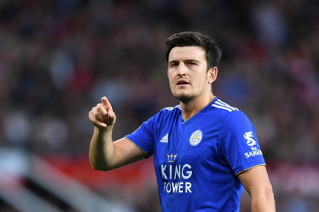 Leicester accepts Man Utd's Maguire bid