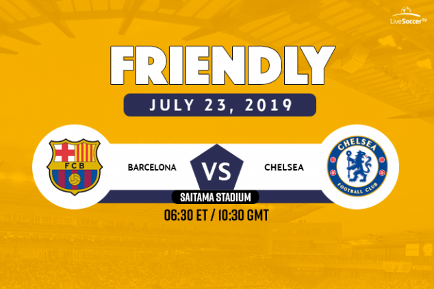 Barcelona vs Chelsea viewing info