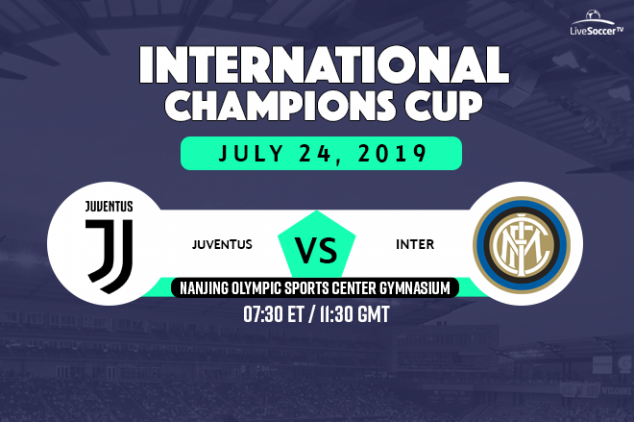 ICC 2019 - Juve vs Inter broadcast info