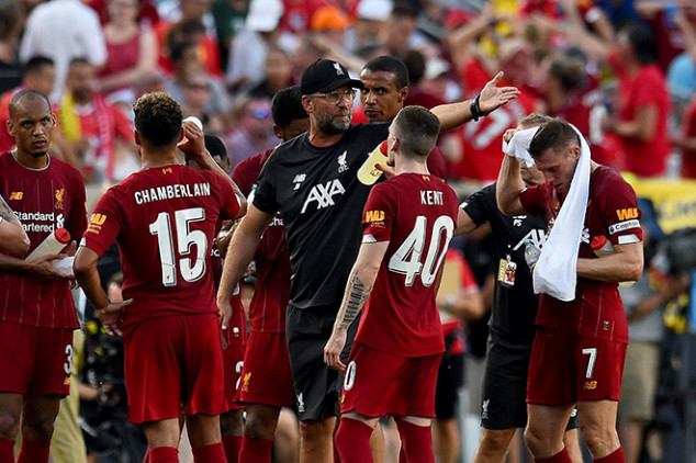 Liverpool vs Sporting to be shown in VR
