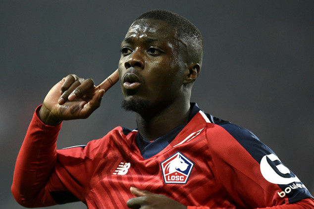 Lille accept four bids for Lille