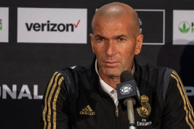 Zizou, concerned over another pre-season injury