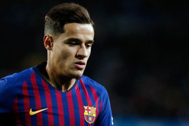 Barca names asking price for Coutinho