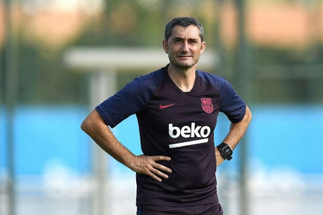 Valverde hints at new Barca signing in days ahead