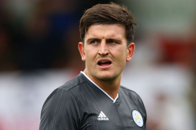 Transfer: Man Utd close in on Maguire's signing