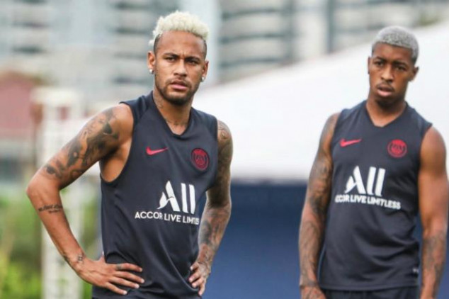 PSG to reject all Barcelona bids for Neymar Jr