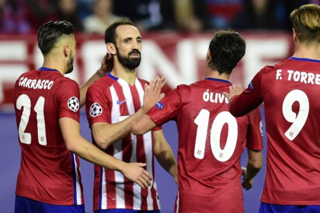 Transfer: Ex-Atletico star close to MLS switch