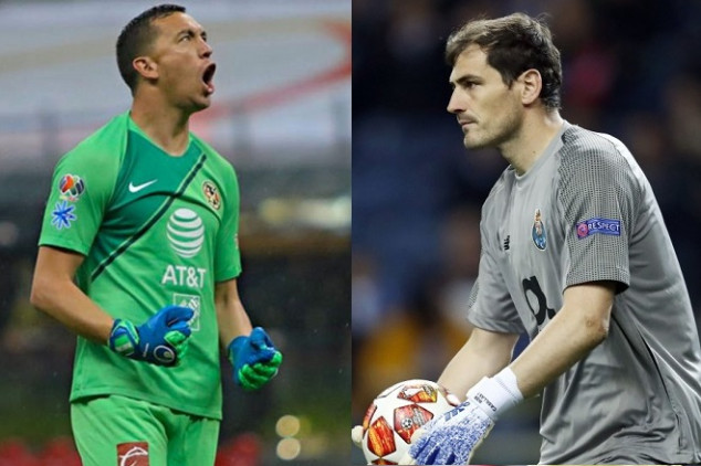 Porto signs Argentine goalie to replace Casillas
