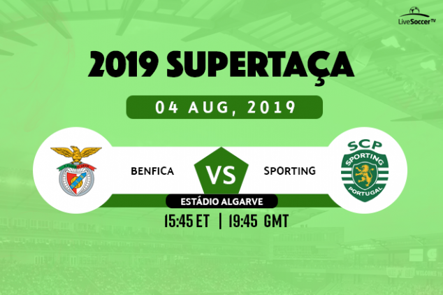 Benfica vs Sporting CP broadcast information