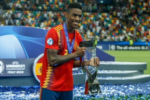 Barcelona reaches agreement to sign Madrid target