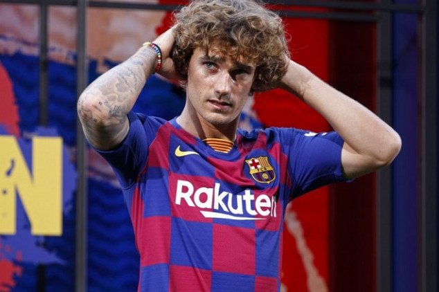 Barca exposed by document in Griezmann case