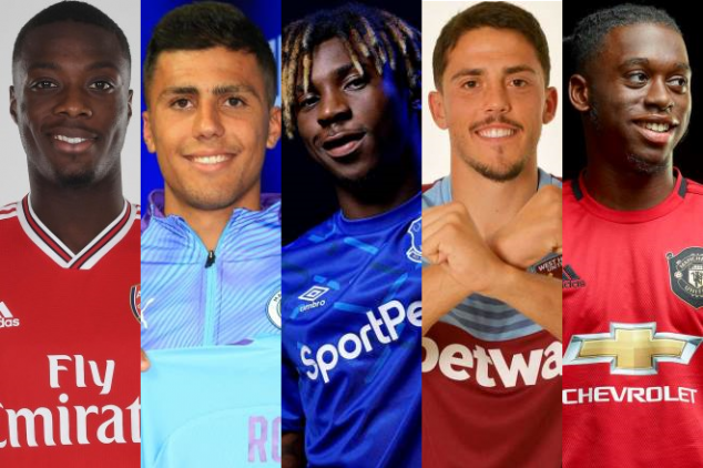 Ranked: Top 10 EPL signings to watch in 2019/2020