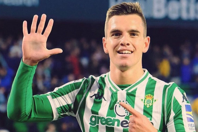 Lo Celso joins Spurs on a one-year loan agreement