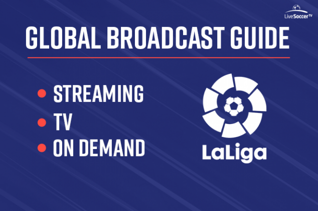 La Liga - Official broadcast guide, 2019-20 season