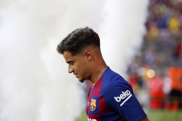Spurs' reason for collapsed Coutinho move revealed