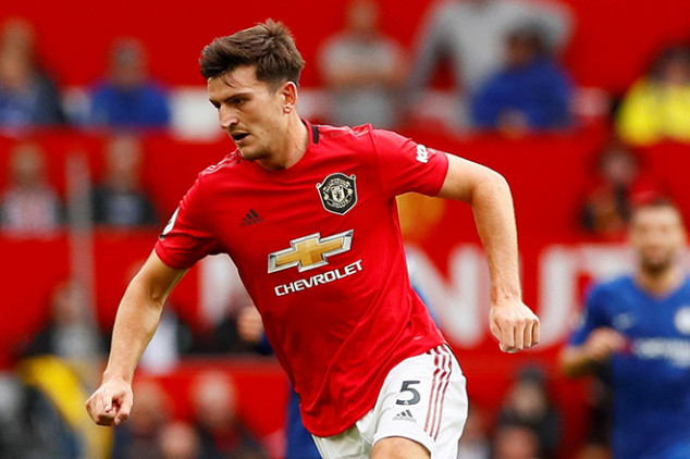 Moyes reveals why he didn't pursue Maguire