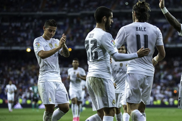 Milan set to make bid for Real Madrid outcasts