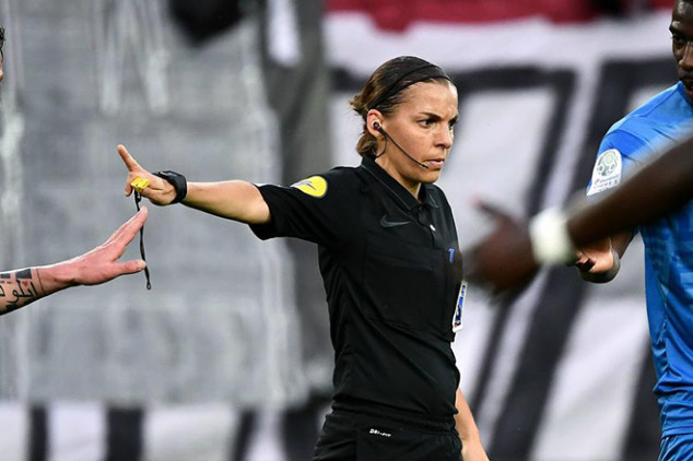 Frappart: Who is the UEFA Super Cup referee?