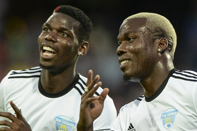 Pogba's brother drops hint on his future