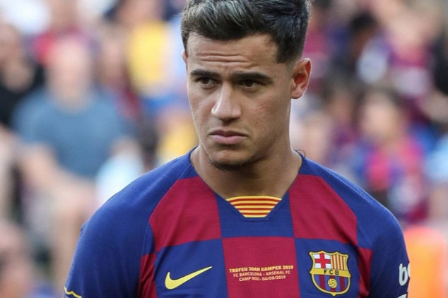 Coutinho set to join Bayern München on loan