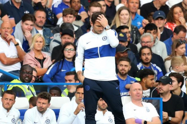 Chelsea: Lampard fumes at draw with Leicester