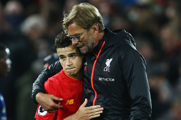 Klopp reveals why he didn't resign Coutinho