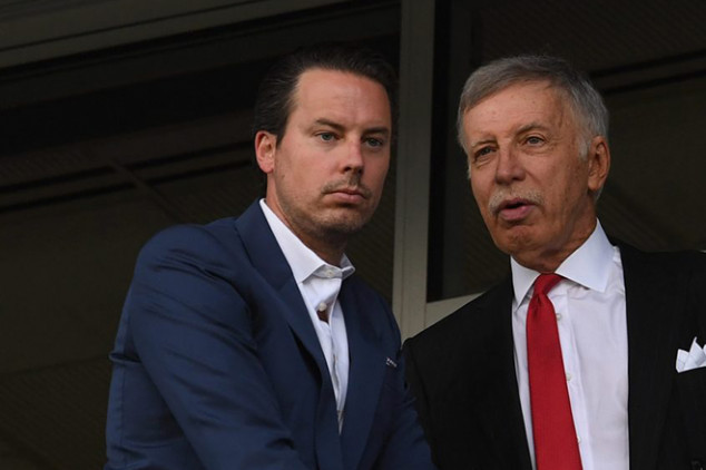 Kroenke hints at January signings for Arsenal