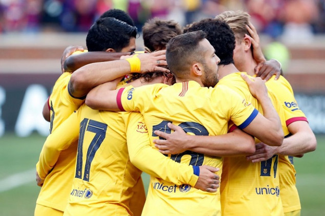 Juve exec plotting three moves for Barca aces